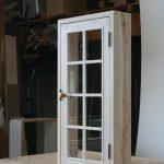 木製室内窓(アンティーク仕上げ)