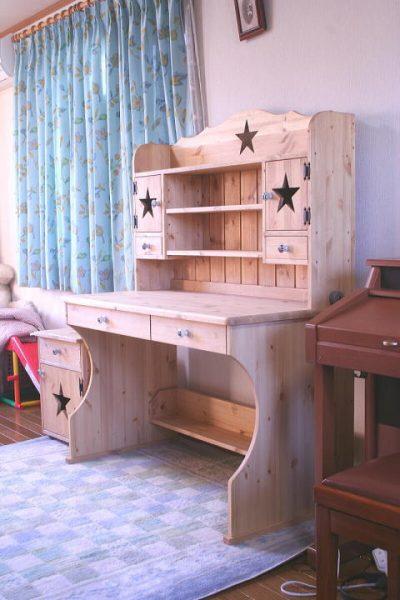 星の学習机